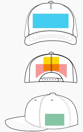 5 panel baseball trucker cap