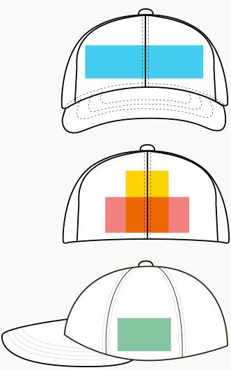 6 panel baseball trucker flexfit cap