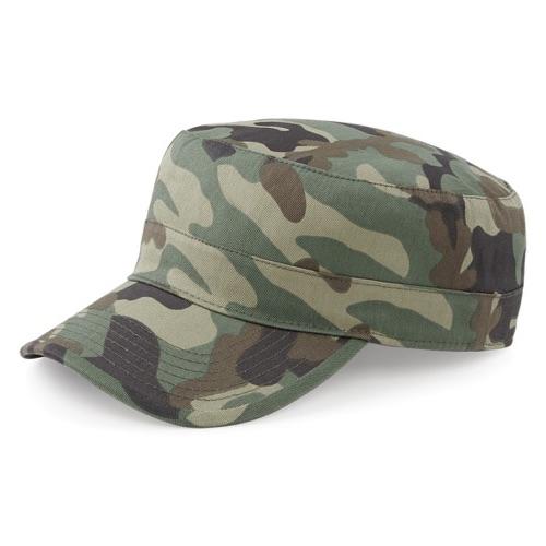Army Camo Cap by Beechfield