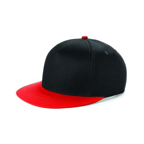 Youth Sized Flatpeak Snapback Cap
