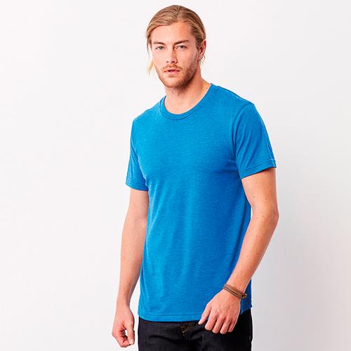 Triblend Crew Neck T-Shirt by Bella CV003