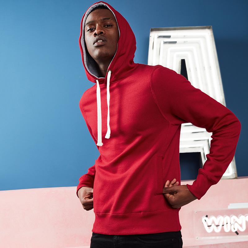 heavy weight chunky hoodie
