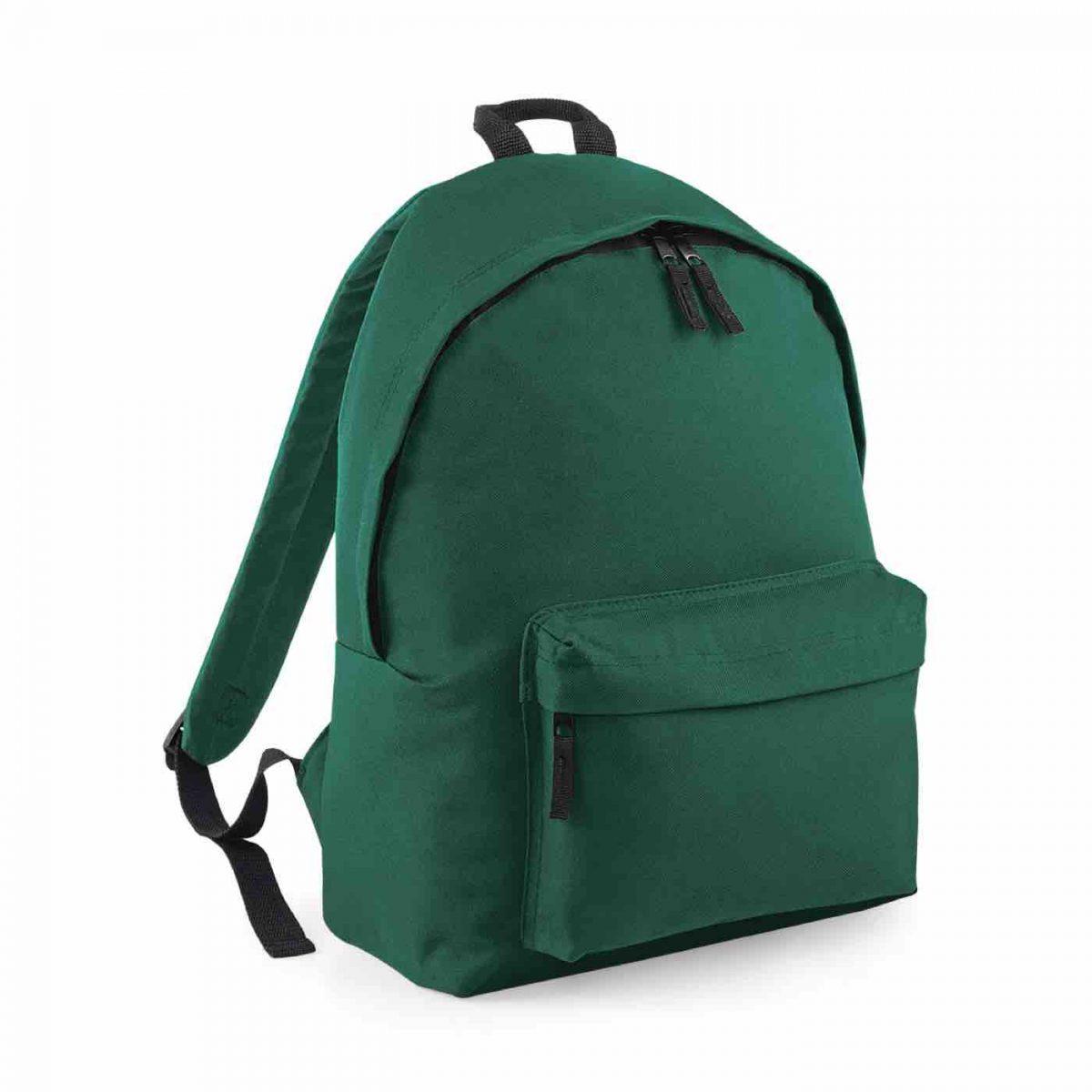 Bottle Green Back Pack