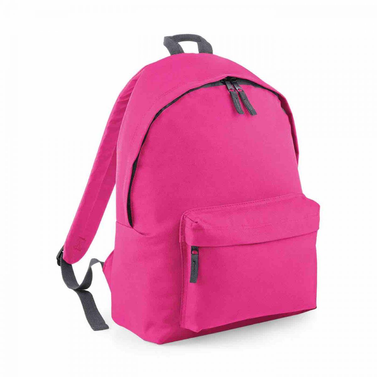 Fuchsia Back Pack