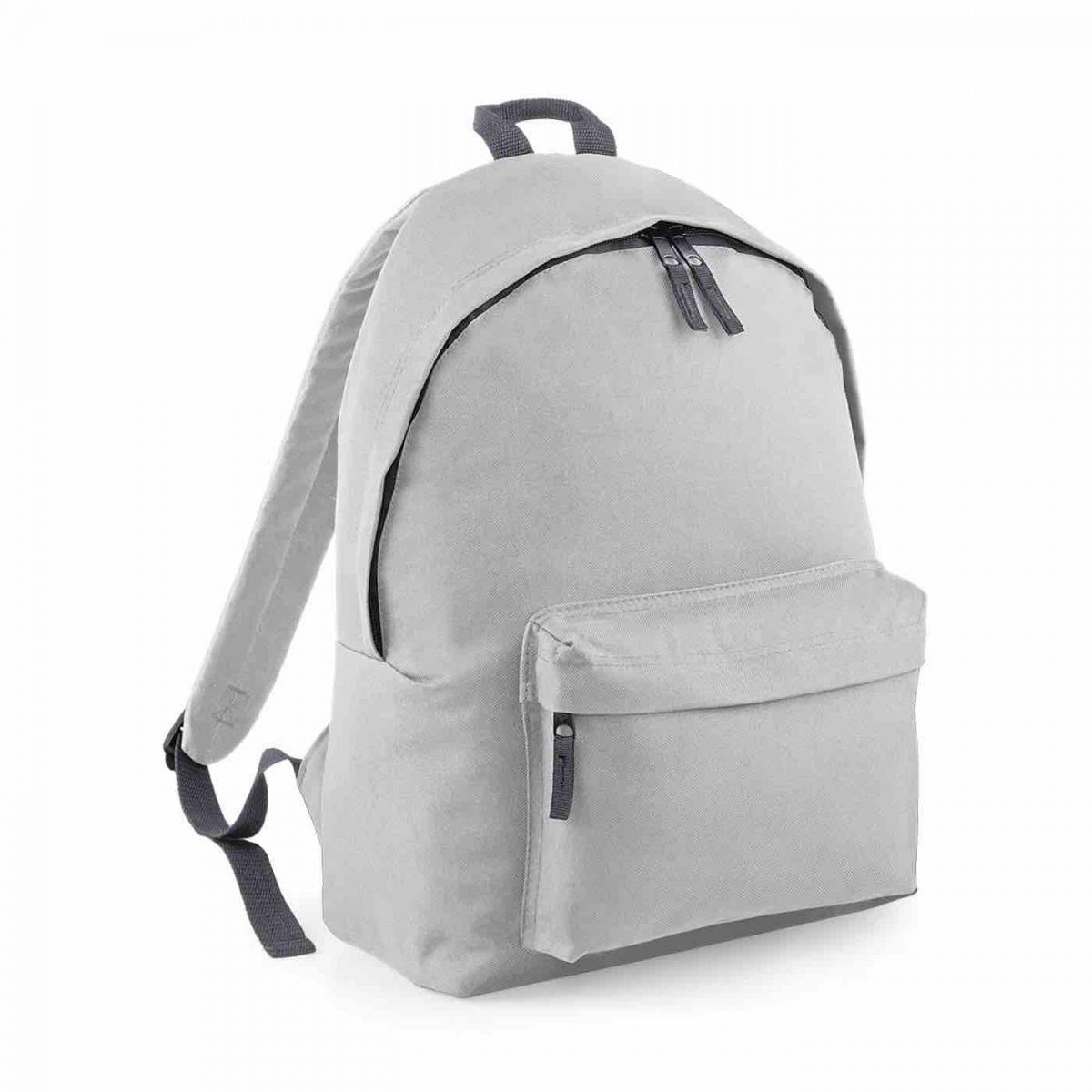 Light Grey Back Pack