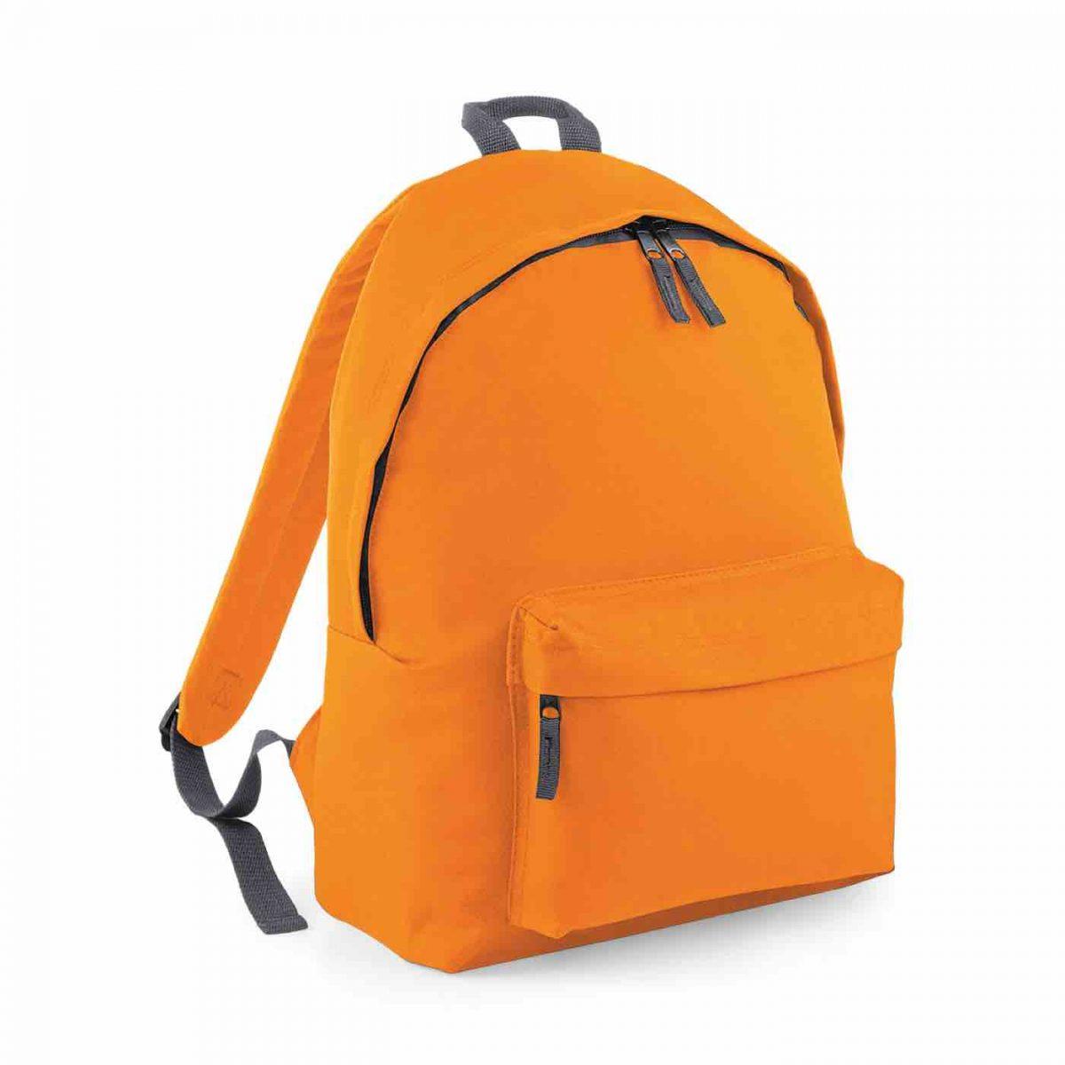 Orange Back Pack