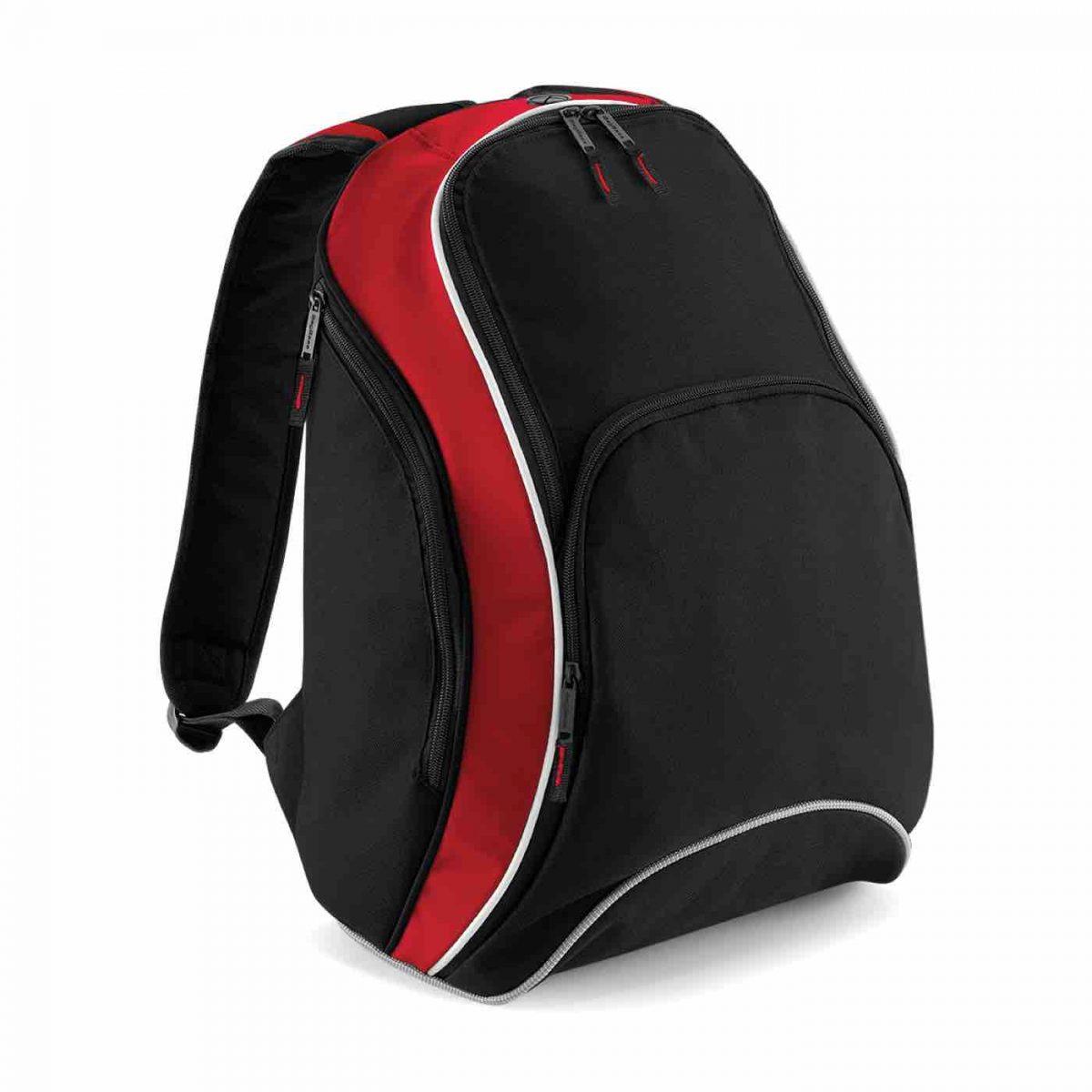Black Red Bag Pack