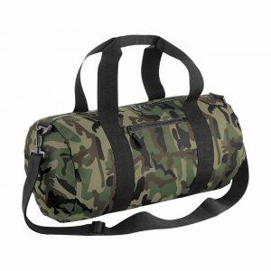 Barrel Bag Jungle Camo