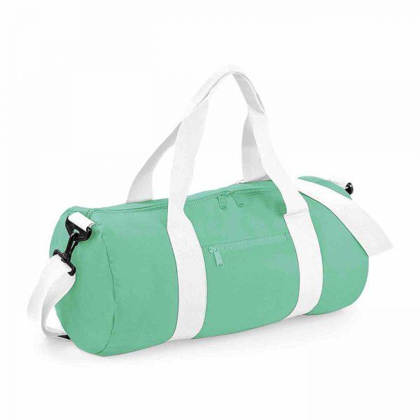 Barrel bag Mint Green