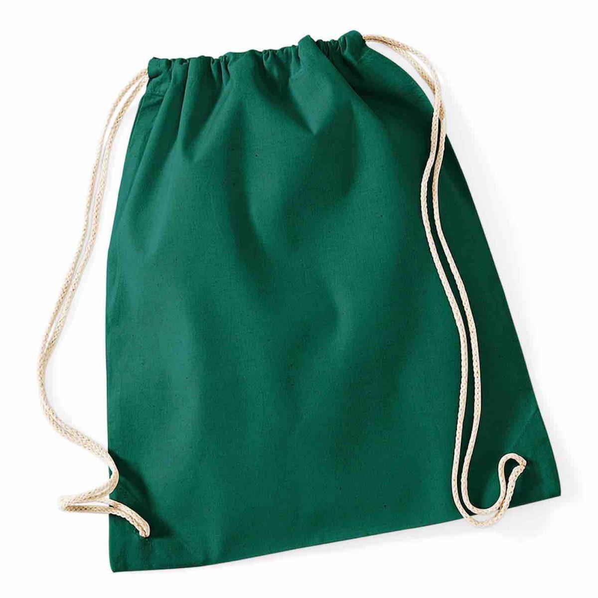 Bottlegreen Cotton Tote Bag