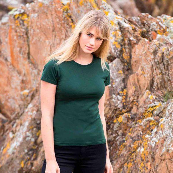 Womens Organic T shirt