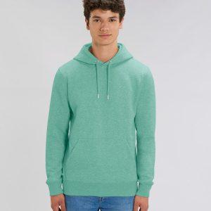 cruiser organic hoodie heather