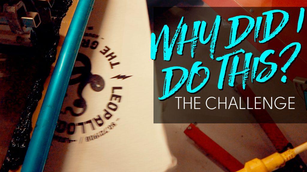 print Challenge festival shirts