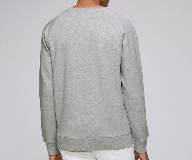 stanley stella sweatshirt back