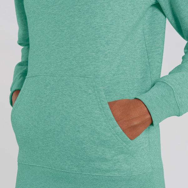 cruiser organic hoodie pockets