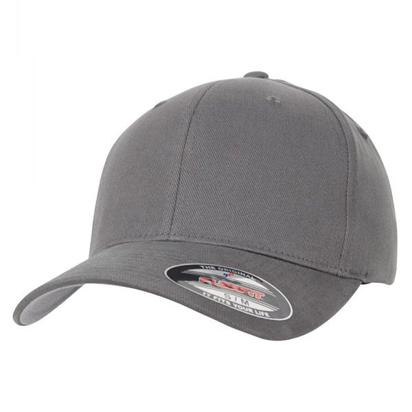 6377 Grey flexit cap