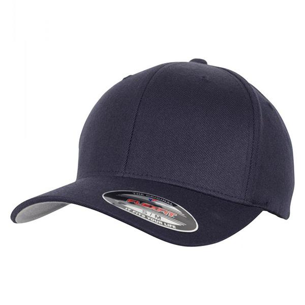 6477 Dark Navy flexfit cap
