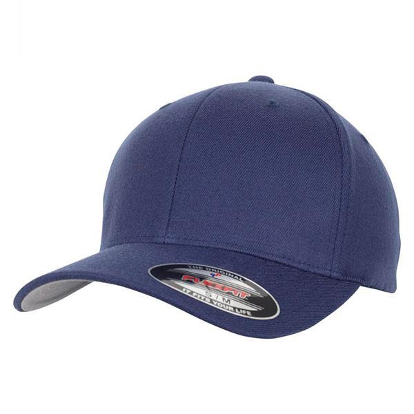 6477 Navy flexfit cap