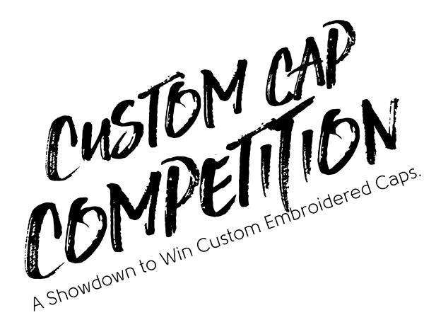 custom cap competition