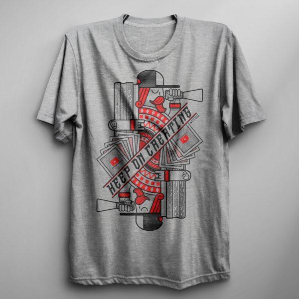 Keep On Creating Shirt