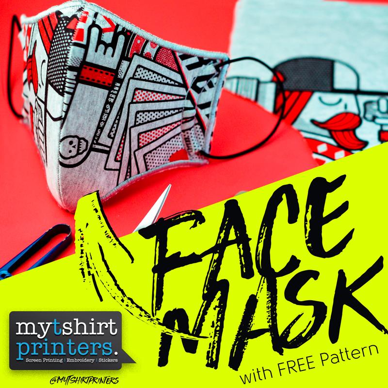 face mask tutorial