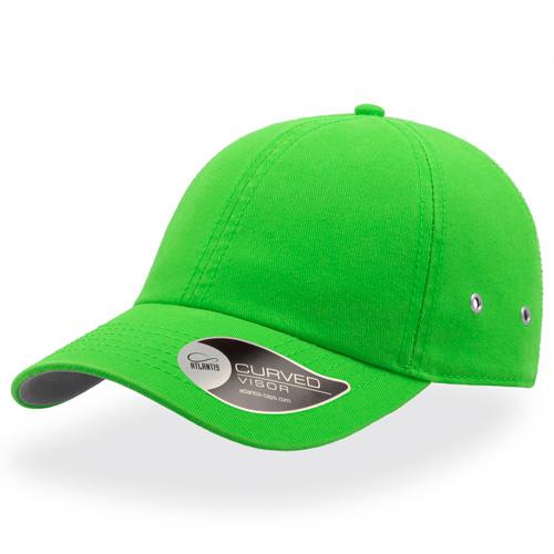 ACTION Chino Cap - Acid Green