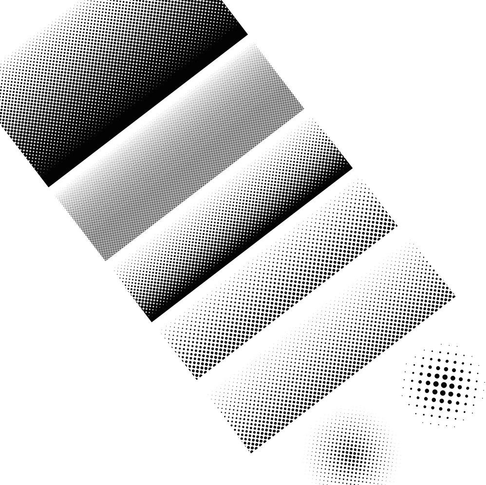 Affinity designer halftones