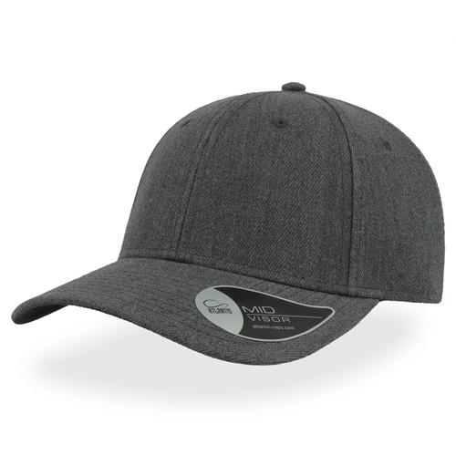 BEAT Cap Grey Melange