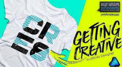 Affinity designer-tutorial T Shirt design 2020