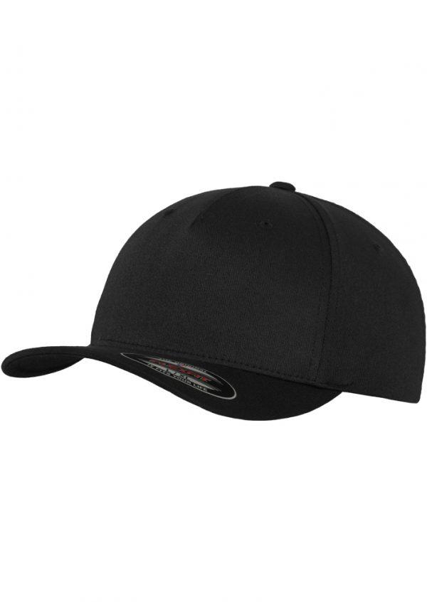 black cap flexfit 5 panel